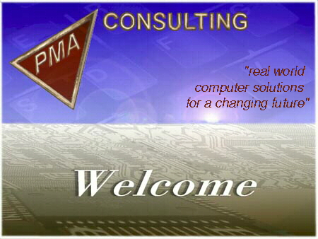 Welcome to PMA  Consulting (503) 852-9509
